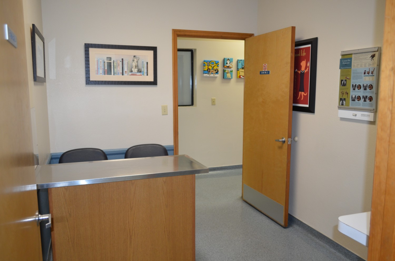 Exam Rooms at Ahwatukee Animal Care Hospital