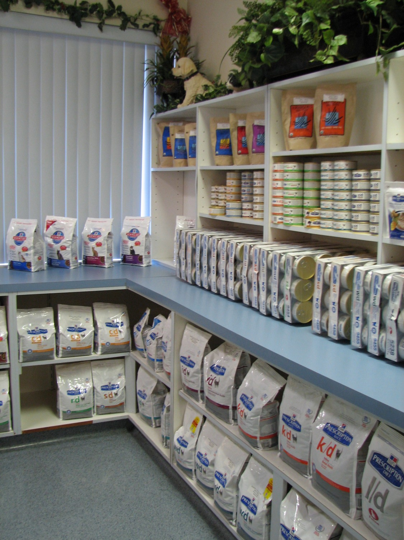 Pet Retail at Ahwatukee Animal Care Hospital and Pet Resort